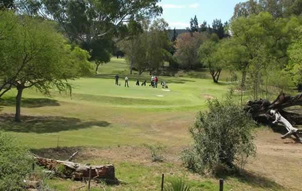 Hankey Golf Club